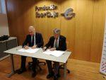 CEPYME Aragón renueva la colaboración con Fundación Ibercaja para continuar con Ibercaja Orienta