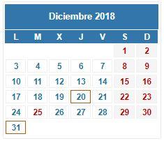 20181200_calendarioDICIEMBRE