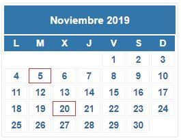 20191100_calendarioNOVIEMBRE