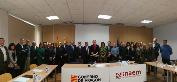 Presentado el Foro de Prospección y Análisis del Mercado de Trabajo de Aragón