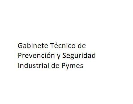 G.T. Prevención y Seguridad Industrial de PYMES (Boletín 03/2019)