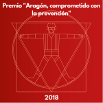 """Entrega del Premio """"Aragón, comprometido con la prevención"""""""