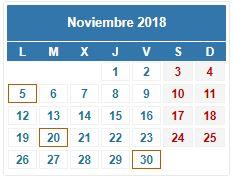 20181100_calendarioNOVIEMBRE