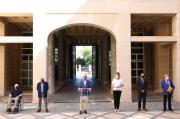 Los agentes sociales y el Gobierno de Aragón comienzan a trabajar en la actualización de la Estrategia Aragonesa de Recuperación Económica y Social
