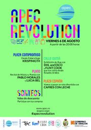 Nueva cita con APEC Revolution, la campaña de dinamización comercial que está revolucionando Caspe