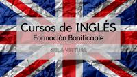 Cursos de INGLÉS (Bonificables)