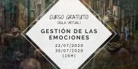 Curso GESTIÓN DE LAS EMOCIONES