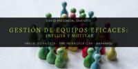 Curso Gestión de equipos eficaces: influir y motivar
