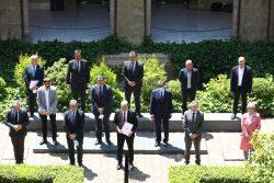 CEPYME Aragón firma la Estrategia Aragonesa para la Recuperación Económica y Social