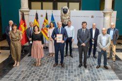 CEPYME Aragón firma el Acuerdo por el futuro de Zaragoza