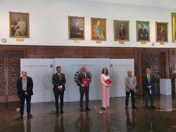 Los agentes sociales y el Ayuntamiento de Zaragoza firman el Acuerdo Local por el Desarrollo Económico y Social de Zaragoza