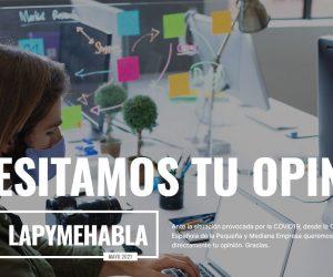 #Lapymehabla, necesitamos tu opinión