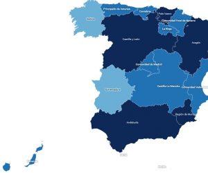 ¿Cuáles son las limitaciones de cada Comunidad Autónoma?