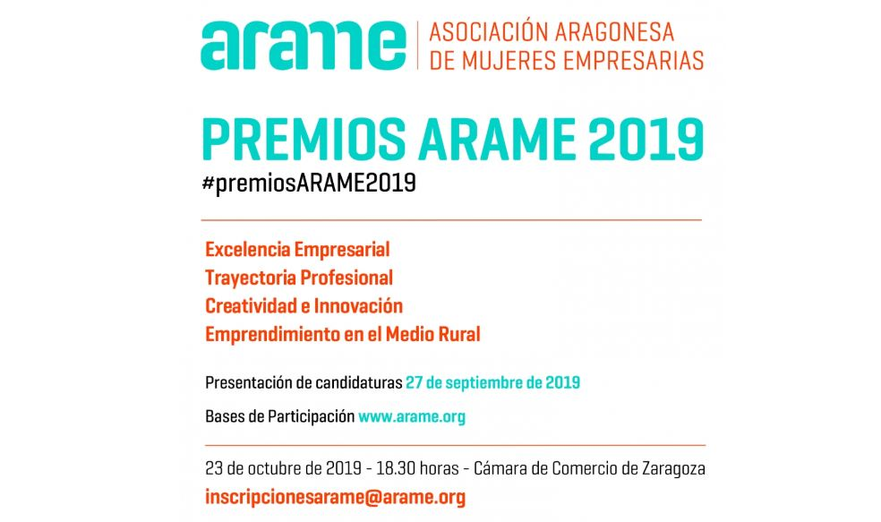 PremiosARAME2019