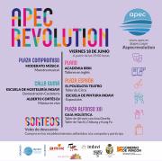 Nueva cita con APEC Revolution