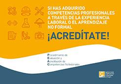 Procedimiento de Evaluación y Acreditación de Competencias Profesionales
