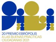 Abierto el plazo para presentar candidaturas al Premio Ebrópolis a las Buenas Prácticas Ciudadanas