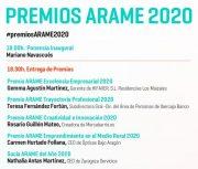 XXI Premios ARAME