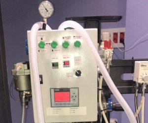 Veterinarios, médicos e ingenieros diseñan un prototipo de respiradores para las UCI aragonesas