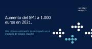 CEPYME estima que la subida del SMI tendría un impacto negativo de entre 85.000 y 135.000 puestos de trabajo