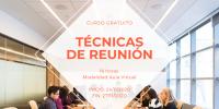 Curso TÉCNICAS DE REUNIÓN